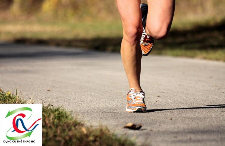Chạy bộ và nỗi lo to bắp chân