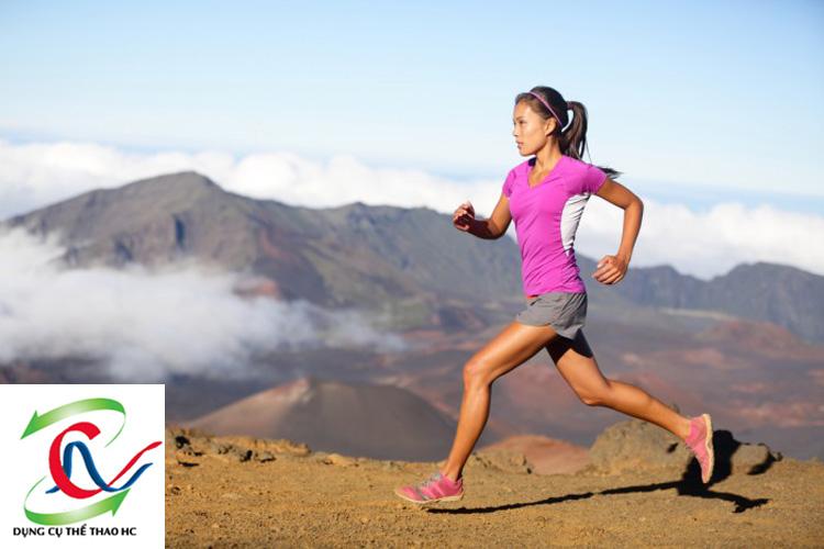 Chạy bộ điều độ để nâng cao sức khỏe