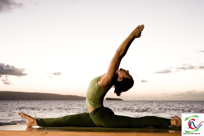 Yoga mang lại sự dẻo dai cho bạn