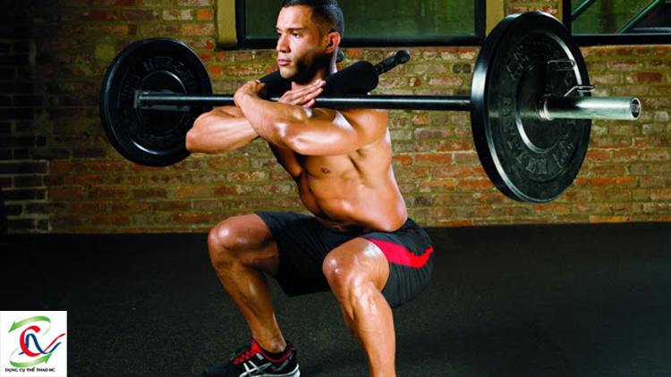 Tập gym sớm có bị lùn?