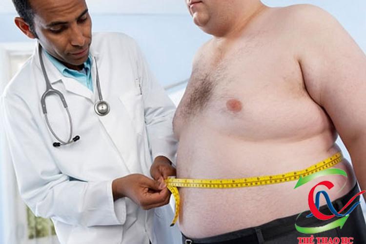 Các bệnh nguy hiểm do béo phì