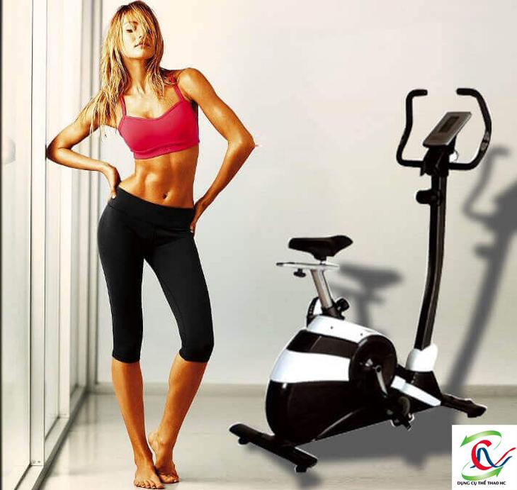 Giảm cân với xe đạp thể dục toàn thân