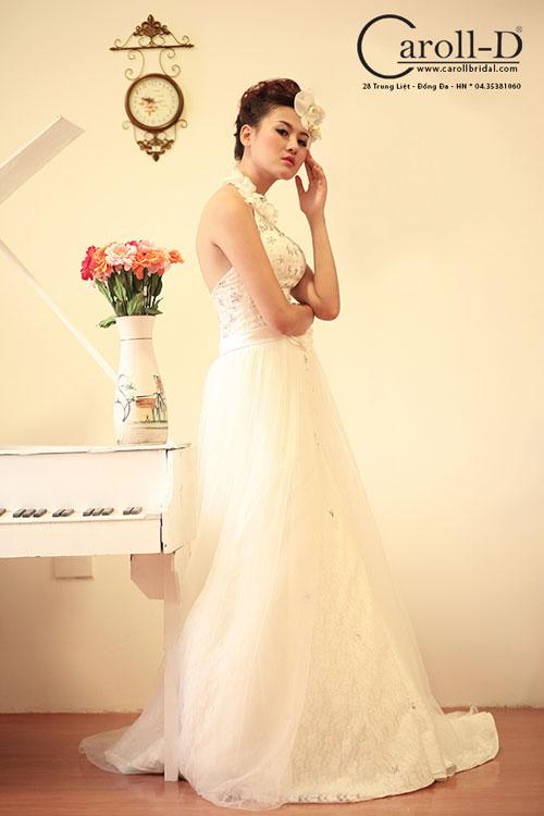 trang phục cưới hiện đại