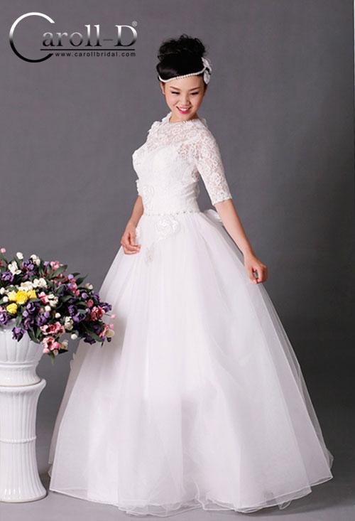 áo cưới đẹp cá tính