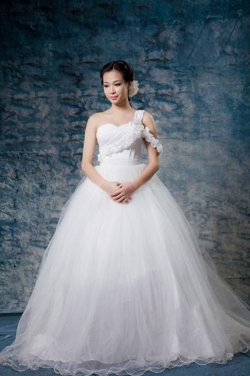 áo cưới đẹp 2014
