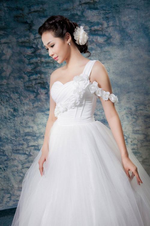 váy cưới đẹp 2015
