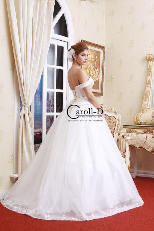 thời trang cưới 2015