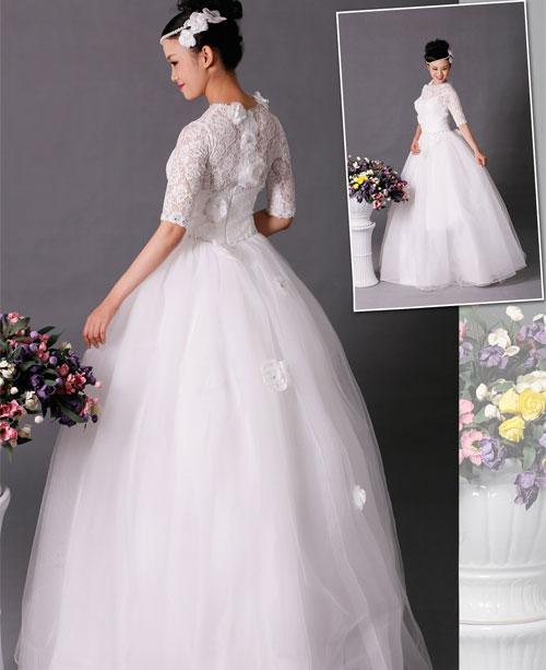 váy cưới đẹp 2014