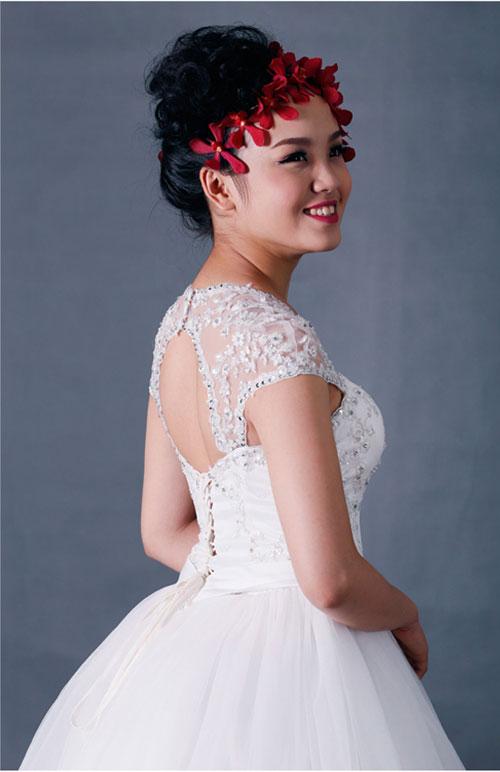 trang phục áo cưới đẹp