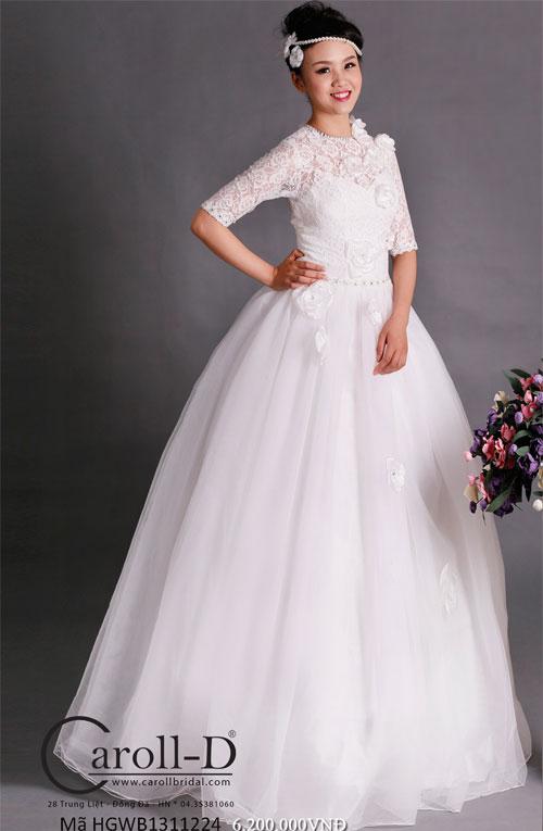 thời trang cưới cách tân