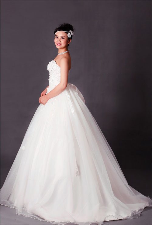 thời trang áo cưới đẹp