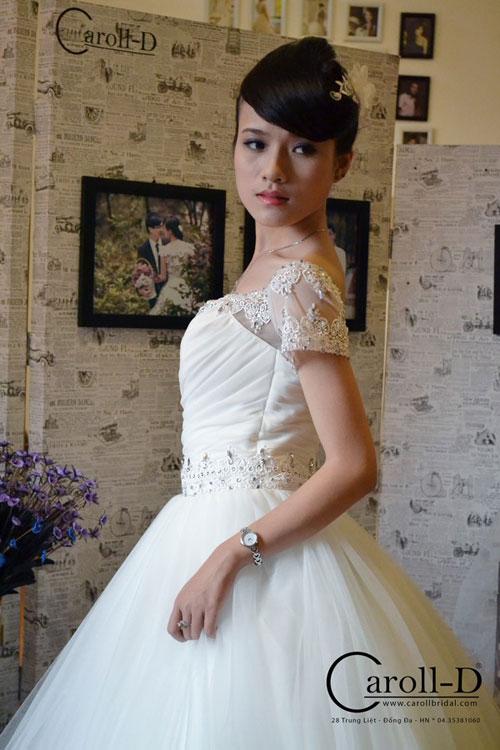 thời trang cưới hiện đại