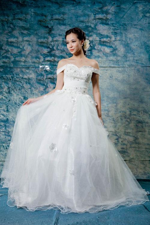 trang phục cưới 2014-2015