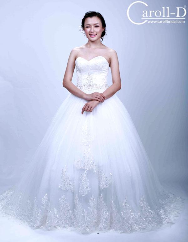 Áo cưới dáng bồng, váy cưới dáng bồng