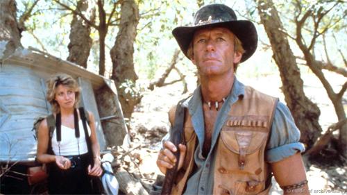 Phim Crocodile Dundee (1986)