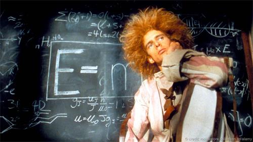 Phim Young Einstein (1988)