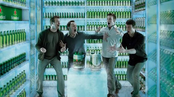 TVC quảng cáo Heineken