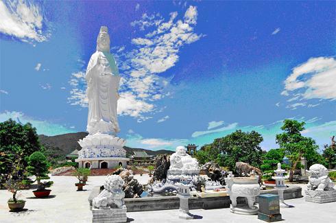 tour du lịch đà nẵng 4 ngày 3 đêm chùa linh ứng