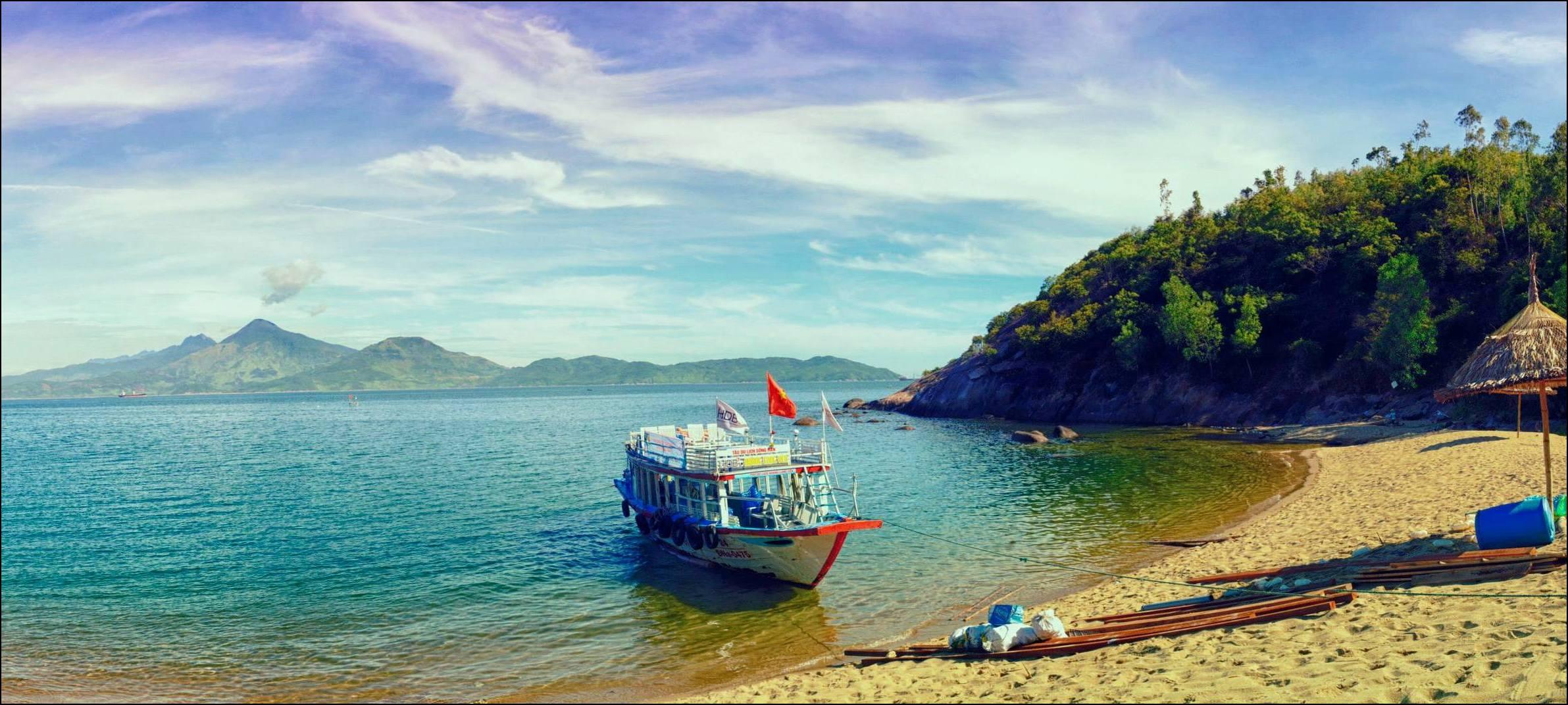 tour du lịch đà nẵng 4 ngày 3 đêm cù lao chàm