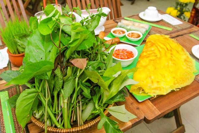 Bánh xèo - Ẩm thực Đà Nẵng