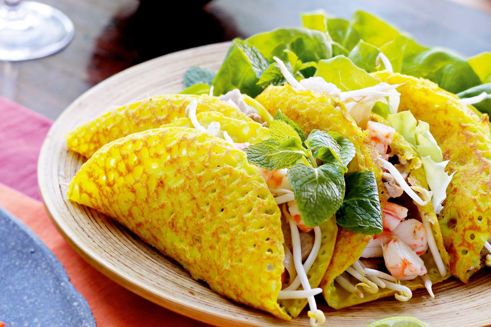 Bánh Xèo Đà Nẵng - Du lịch đà nẵng