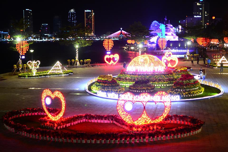 Con Đường Tình Yêu - Du lịch Đà Nẵng 4 ngày 3 đêm