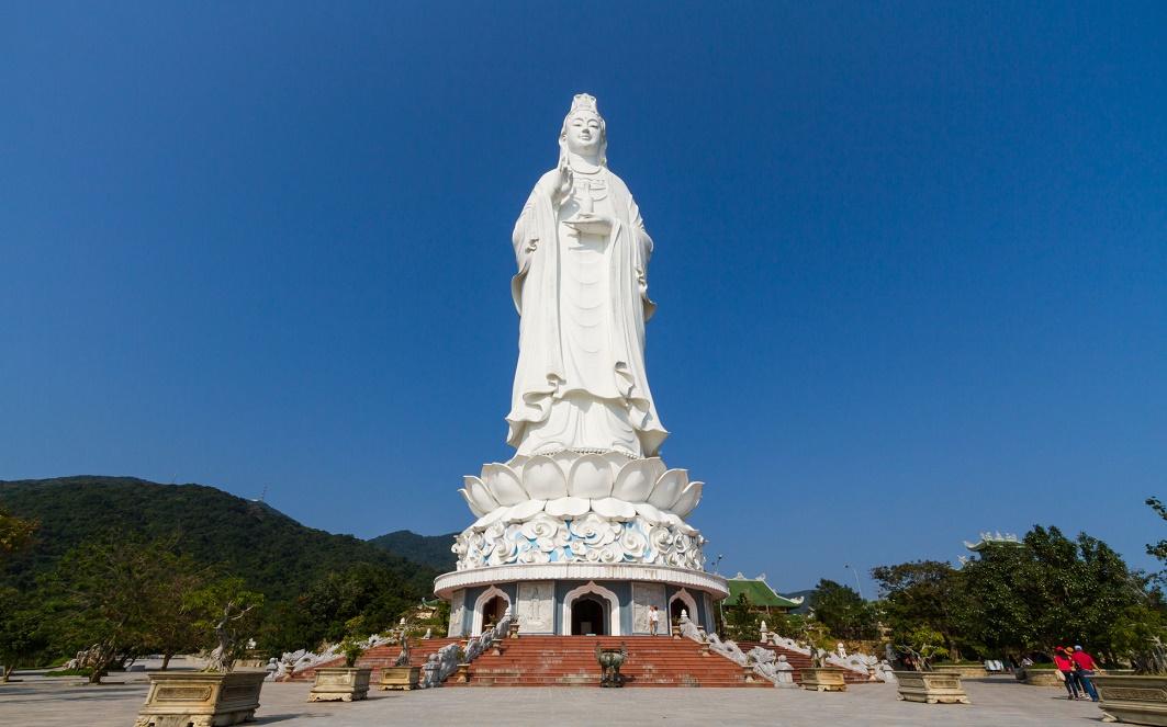 Chùa Linh Ứng Bãi Bụt - Du lịch Đà Nẵng 4 ngày 3 đêm