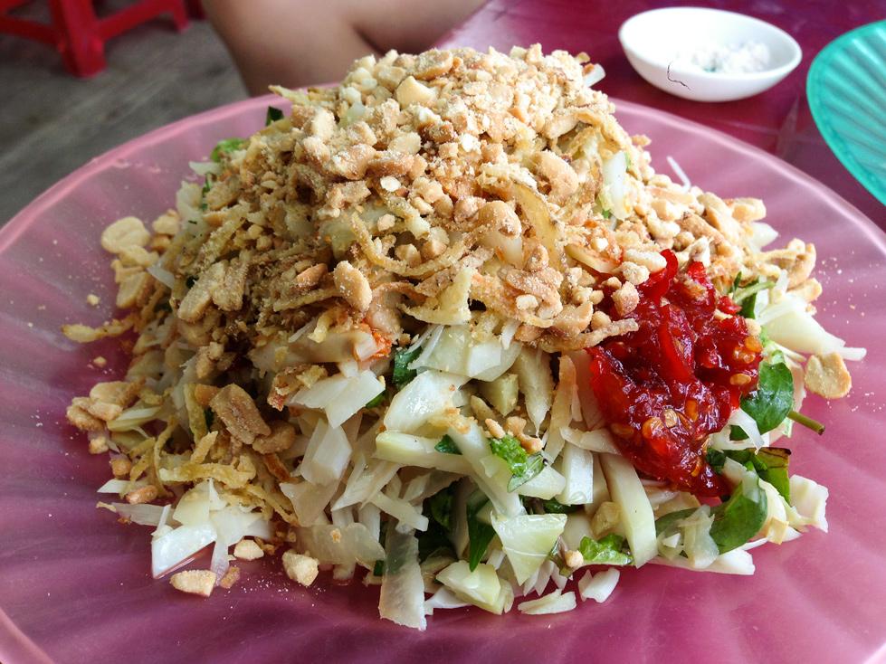 Mít trộn - Du lịch Đà Nẵng