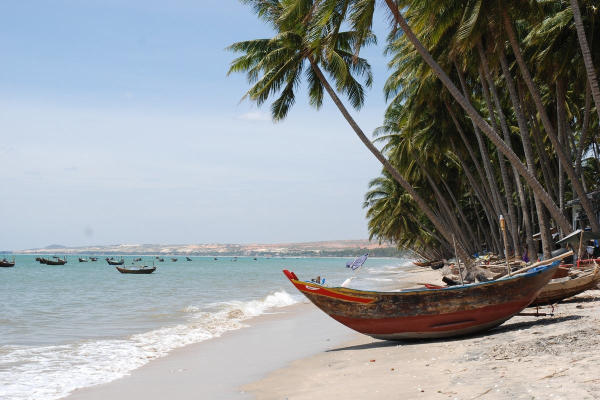 Bãi biển Đồi Dương - Phan Thiết