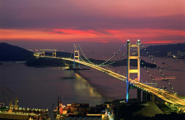 Cầu Thanh Mã - Du lịch Hồng Kông 4 ngày 3 đêm