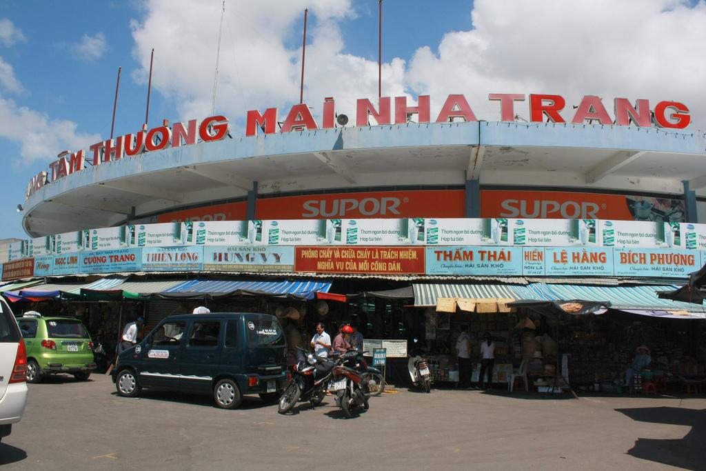 Chợ Đầm - Du lịch Nha Trang City 1 ngày