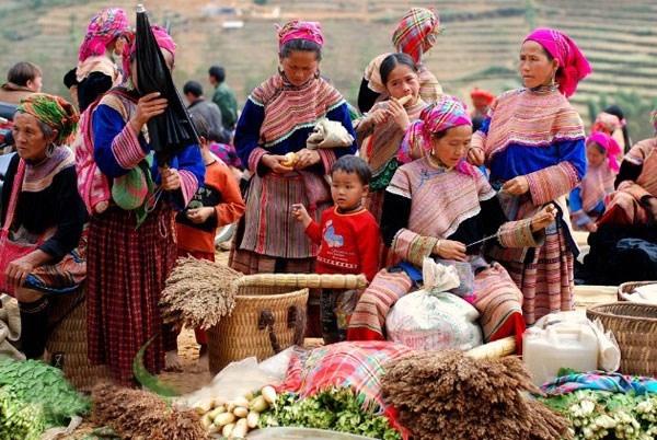Chợ Mèo Vạc - Hà Giang