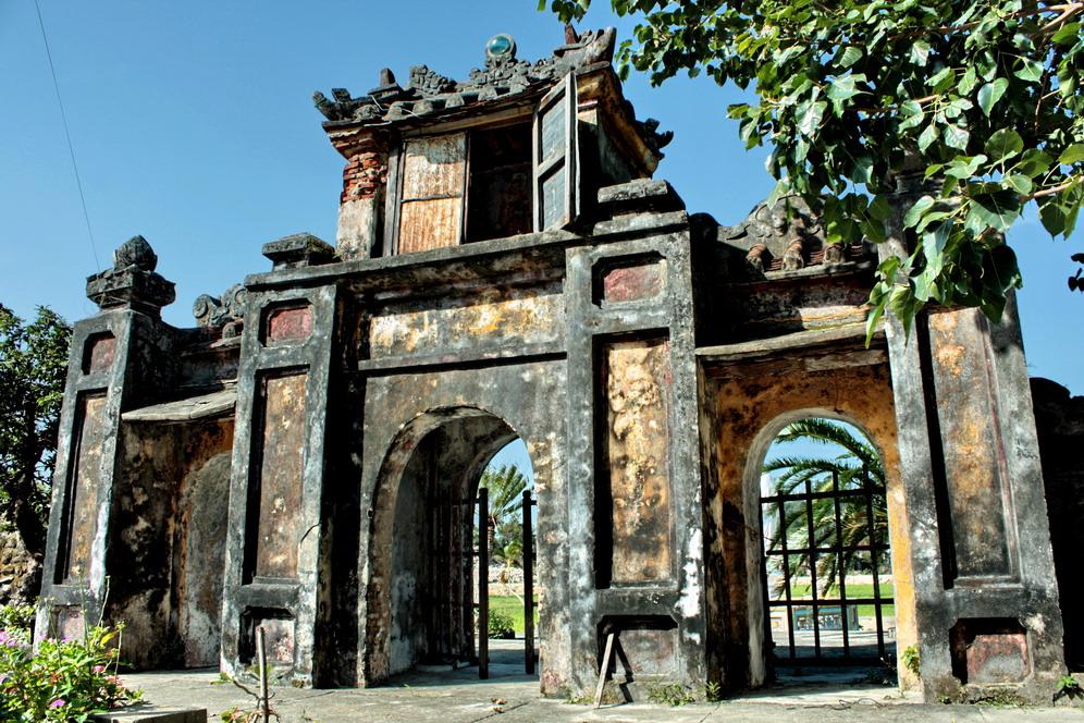 chùa Hải Tạng - Du lịch Cù Lao Chàm 1 ngày
