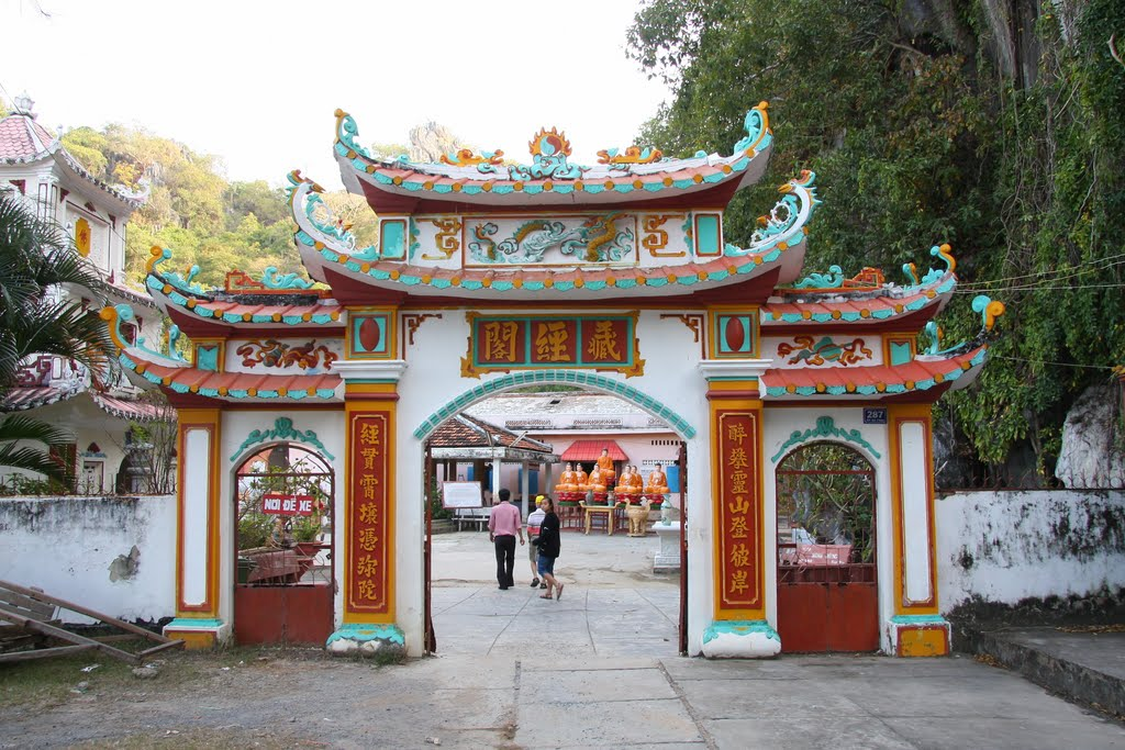Chùa Hang - Kiên Giang