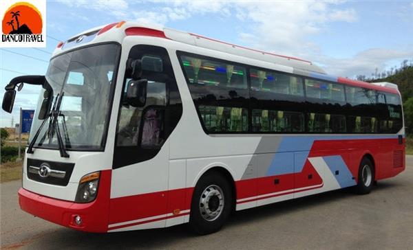 Ô tô phục vụ khách du lịch đi Đà Nẵng