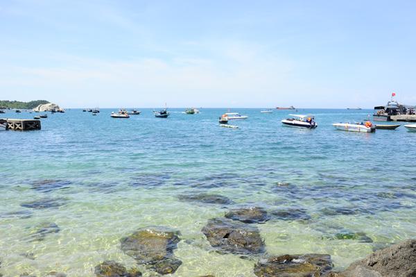 Du lịch Cù Lao Chàm 1 ngày - Handetour