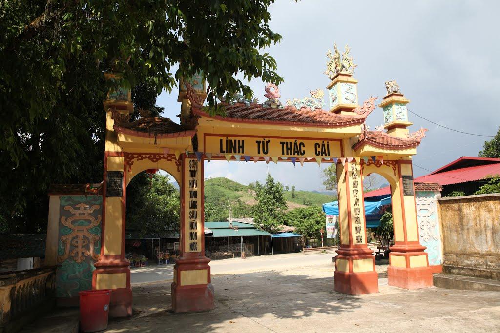 Đền Thác Cái - Hà Giang
