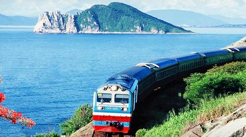 Tàu hỏa đi Đà Nẵng