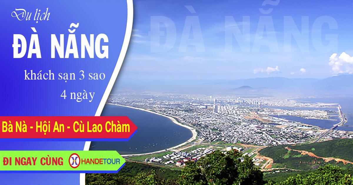 Du lịch Đà Nẵng 4 ngày 3 đêm - Handetour
