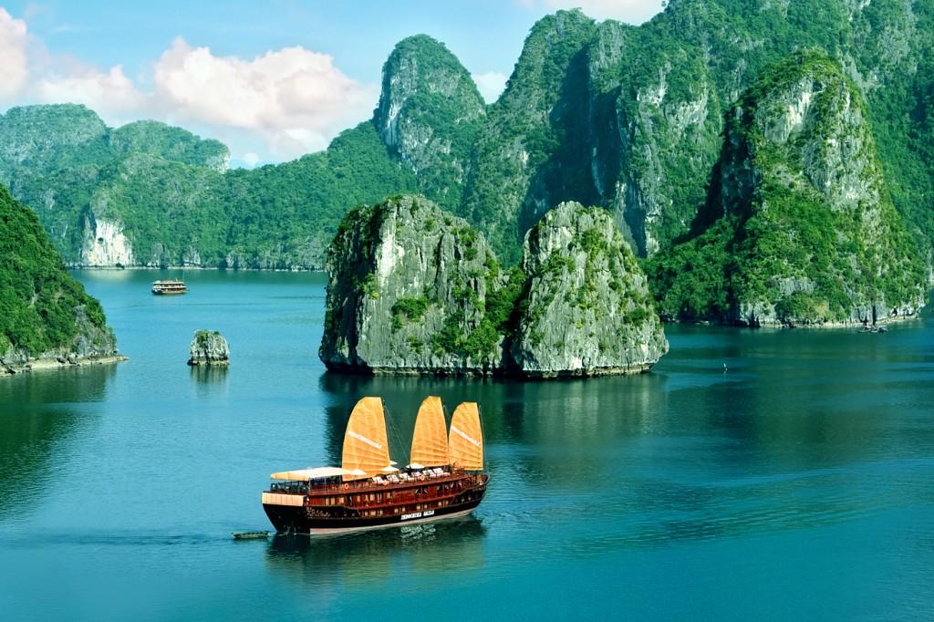 Du lịch Hà Nội - Hạ Long - Cát Bà 3 ngày 2 đêm