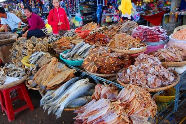 Hải sản biển Sầm Sơn