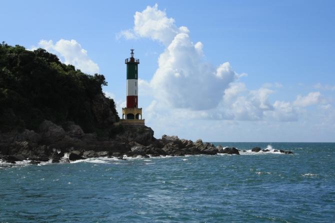 Ngọn Hải đăng ở đảo Cô Tô