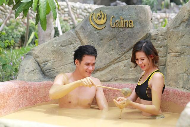 Tắm bùn khoáng nóng ở Đà Nẵng
