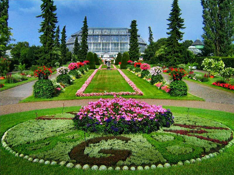 Botanic Garden - Du lịch Úc 7 ngày 6 đêm