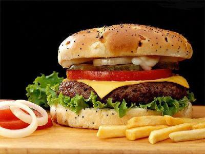 hamburger mỹ