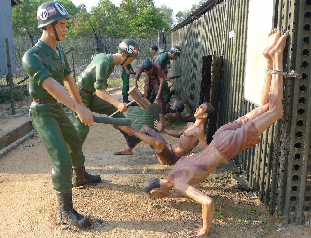 Khu di tích lịch sử Nhà tù Phú Quốc