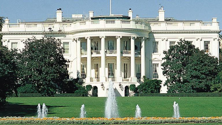 Nhà Trắng tại Mỹ