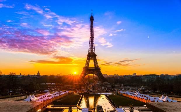 Tour du lịch Châu Âu 9 ngày 8 đêm