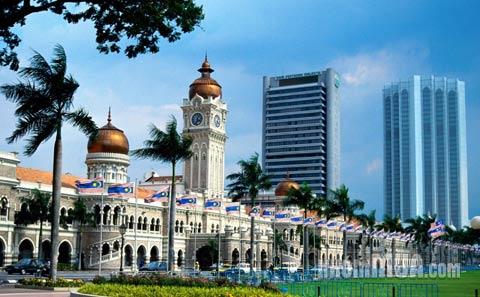 Tour du lịch Singapore Malaysia 6 ngày 5 đêm