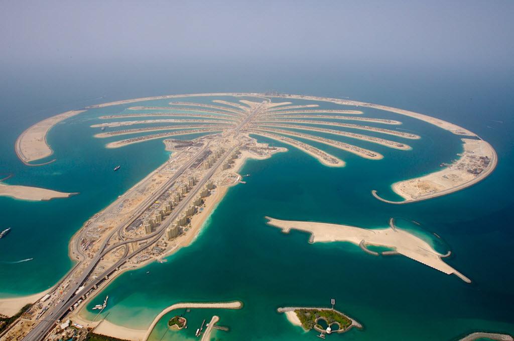Quần đảo Palm Jumeirah - Du lịch Dubai 6 ngày 5 đêm